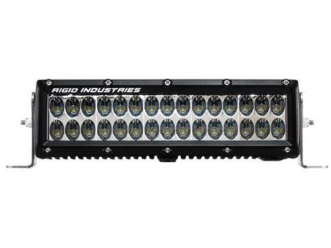 10 led light bar rigid industries 10 quot e2 series pro led light bar white