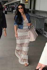 Kim Style: Maxi Dresses for Summer Kim-Kardashian-Maxi ...