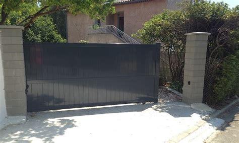 portail jardin coulissant dootdadoo id 233 es de conception sont int 233 ressants 224 votre d 233 cor