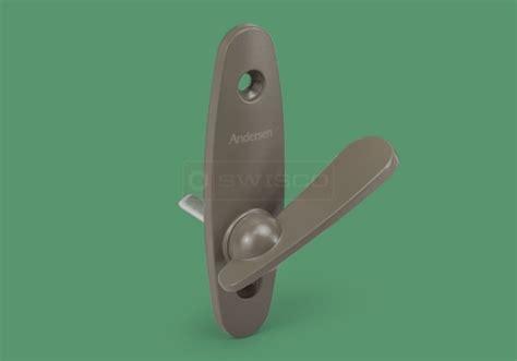 82 043 andersen tribeca thumb latch replacement swisco