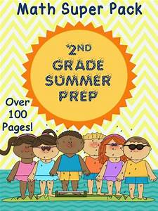 Second Grade Prep and Review (Math) | First Grade Finds ...