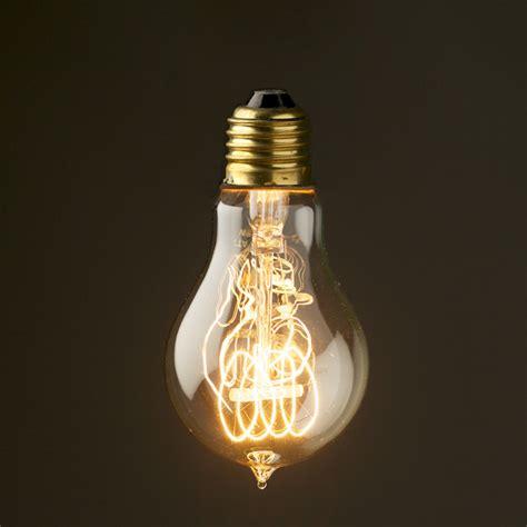 antique light bulbs vintage edison tungsten filament bulb