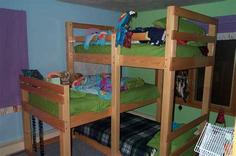 pdf diy l shaped bunk bed plans large shoe