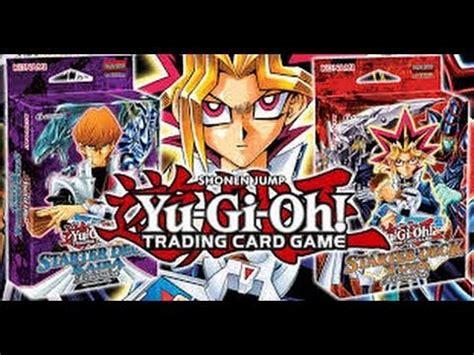 yugioh starter deck yugi kaiba reloaded opening