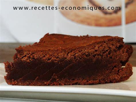 gateau brownie au nutella et avec le thermomix