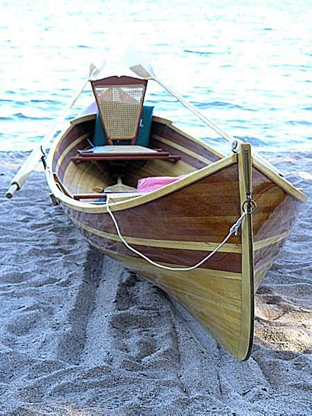 Dream Guide Boat by Adirondack Guide Boat Pictures Guillemot Kayaks Small