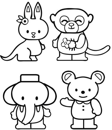 dessin 224 colorier des animaux dory fr coloriages