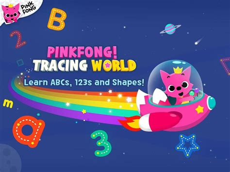Pinkfong Tracing World Apk Download