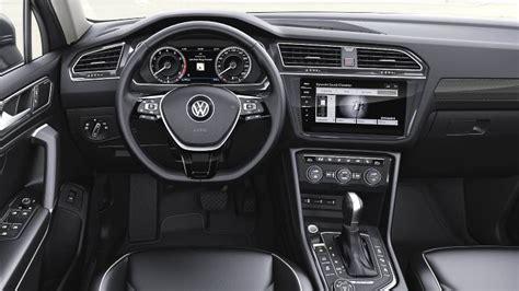 Dimensions Volkswagen Tiguan Allspace 2018, Coffre Et