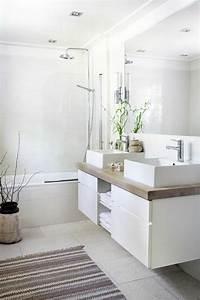 Badgestaltung Mit Pflanzen : kleines bad welche wandfarben w ren passend ~ Markanthonyermac.com Haus und Dekorationen