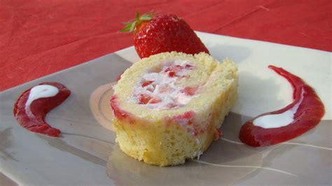 roul 233 fraises et coco le flo des saveurs