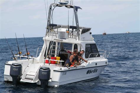 Deep Sea Boats by Our Boats Hooked On Africa Fishing Charters Cape Town