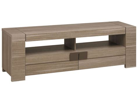 meuble tv 182 cm atlanta coloris ch 234 ne fusain vente de meuble tv conforama