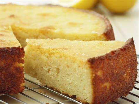 sticky lemon cake cookstr