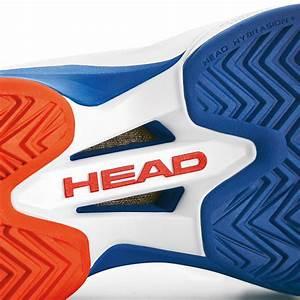 Head Mens Nitro Pro Tennis Shoes - Blue - Tennisnuts.com