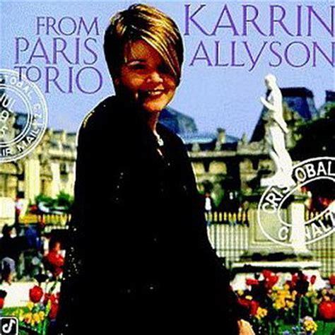 Karrin Allyson Little Boat by Pantip C5175121 Bossa Nova Samba 2 Jazz Music