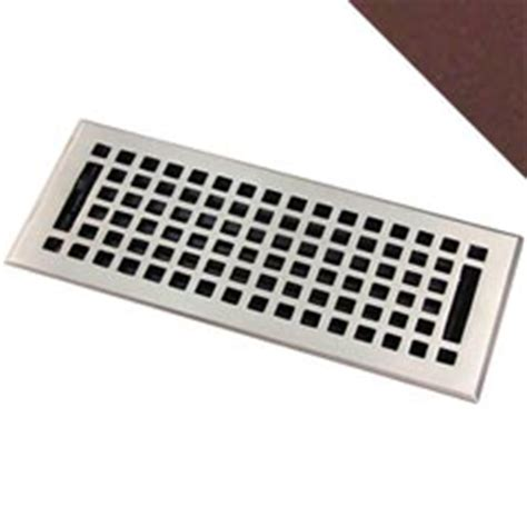 hrv industries 05 410 c 10 brass decorative floor