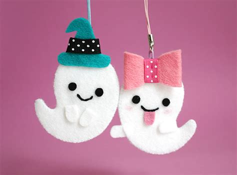 Cute Free Halloween Crafts To Make  Super Cute Kawaii