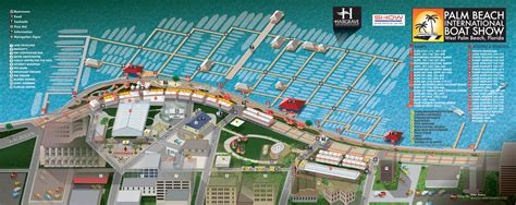 Palm Beach International Boat Show Map palm beach international boat show map yacht charter