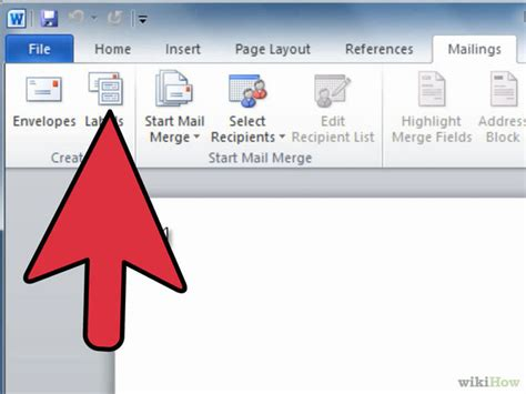 How To Make Business Cards In Microsoft Word (with Pictures