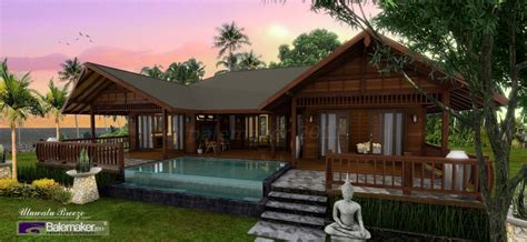 Tropical Home Style : Tropical Style House Plans Tropical Island House Plans