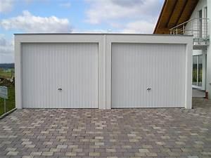 Zapf Garagen Maße : doppelgaragen als beton fertiggarage von beton kemmler ~ Markanthonyermac.com Haus und Dekorationen