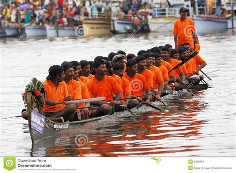 Dream Boat Race by The Snake Boat Races Of Kerala Editorial Photography