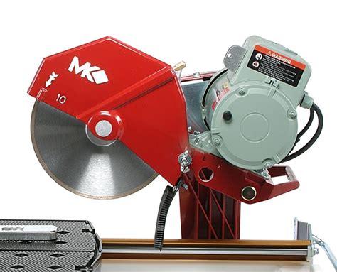 mk mk 101 series tile saws