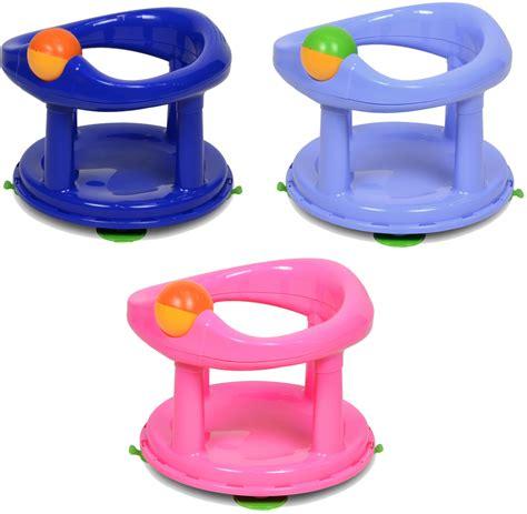 safety 1st siege de bain chaise tournante bain s 233 curit 233 b 201 b 201 enfant neuf ebay