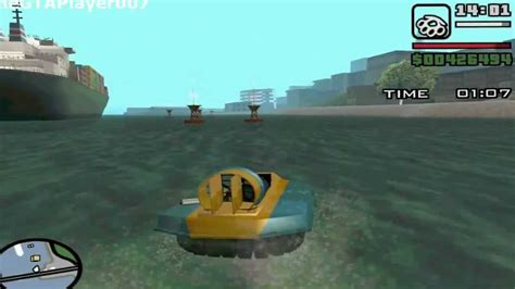 Cheat Code For Boat In Gta San Andreas by Gta San Andreas Boat School 5 Quot Land Sea And Air