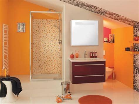 les 25 meilleures id 233 es concernant salles de bains oranges sur d 233 cor de salle de