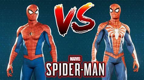 Advanced Suit Vs. Classic Suit