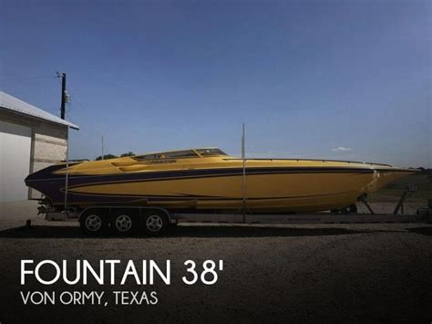 Performance Boats Texas by High Performance Boats For Sale In Texas