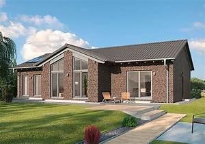 Fertighaus Bungalow 120 Qm : modelle marmilla langgestreckter rechteck bungalow mit satteldach beeindruckender wohnraum ~ Markanthonyermac.com Haus und Dekorationen