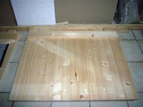 fabriquer volet bois myqto