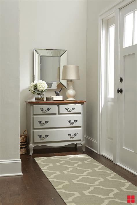Vintage Painted Entryway Dresser