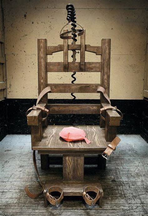 electric chair some amazing facts