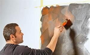 Effekt Farbe Streichen : rostfarbe lackieren streichen bild 14 ~ Markanthonyermac.com Haus und Dekorationen