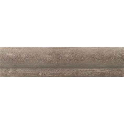 "Daltile Ts7328cr1p Copper Slate Slate 2"" X 8"" Chair Rail"