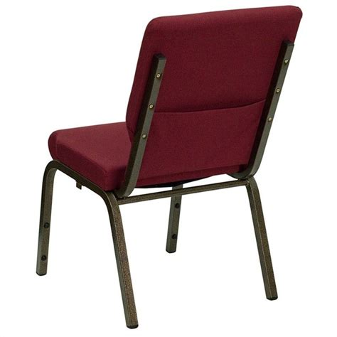 flash furniture hercules church stacking guest chair in