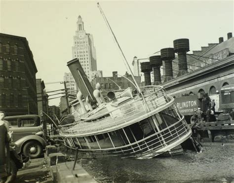 Public Boat R Fenwick De by Hurricane Hits Long Island And New England In 1938 Ny