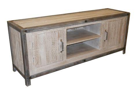 meuble tv palette promotion mobilier de jardin meubles fer forge pas cher la remise