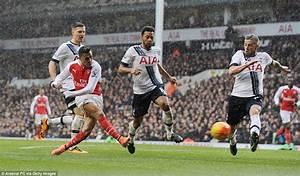 Tottenham 2-2 Arsenal: Alexis Sanchez cancels out Harry ...