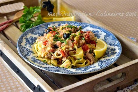 pates au thon tomates et olives le cuisine de samar