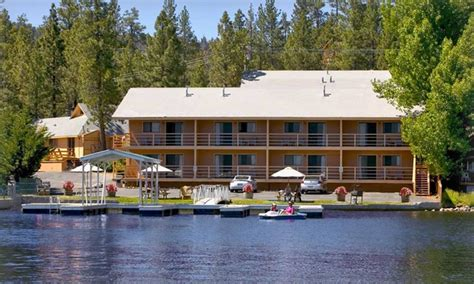 Big Bear Boat Rental Coupons by Big Bear Lake Front Lodge In Big Bear Lake Ca Groupon