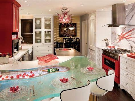 Red Kitchen Decor, Cabinets & Ideas