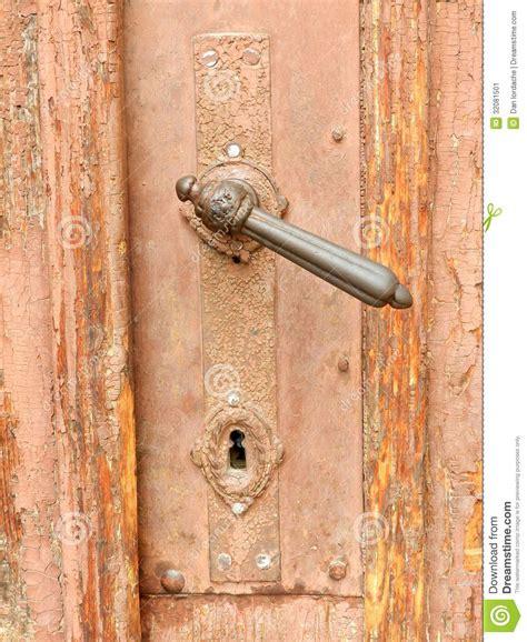 poign 233 e de porte de style ancien