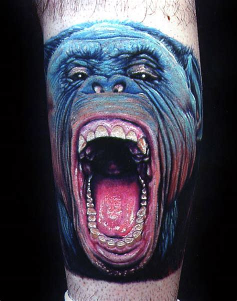 Best Monkey Tattoo Ideas And Images On Bing Find What You Ll Love