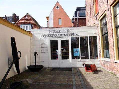 Scheepvaartmuseum Beoordeling by The Museum Foto Van Noordelijk Scheepvaartmuseum