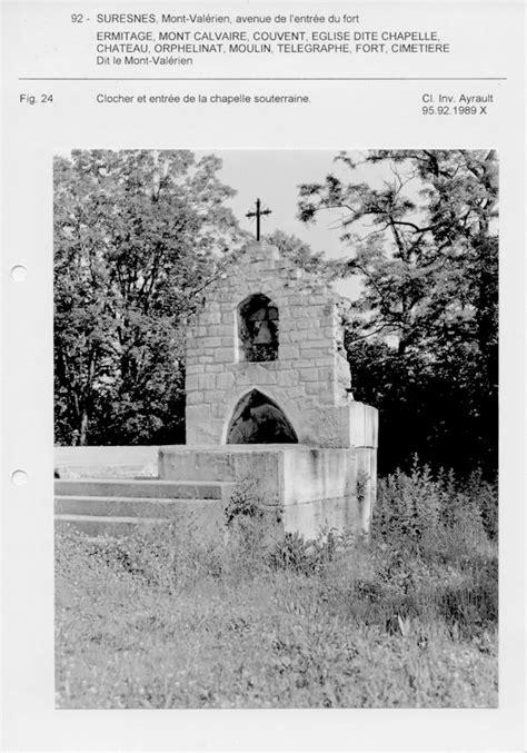 crypte du fort du mont val 233 rien eglises et patrimoine religieux de
